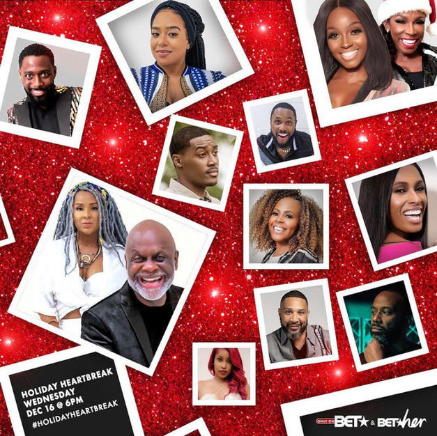 Holiday Heartbreak Coming to BET