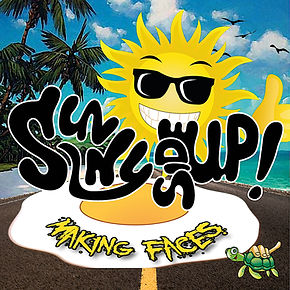 Sunny Side Up Album Cover - Making Faces
