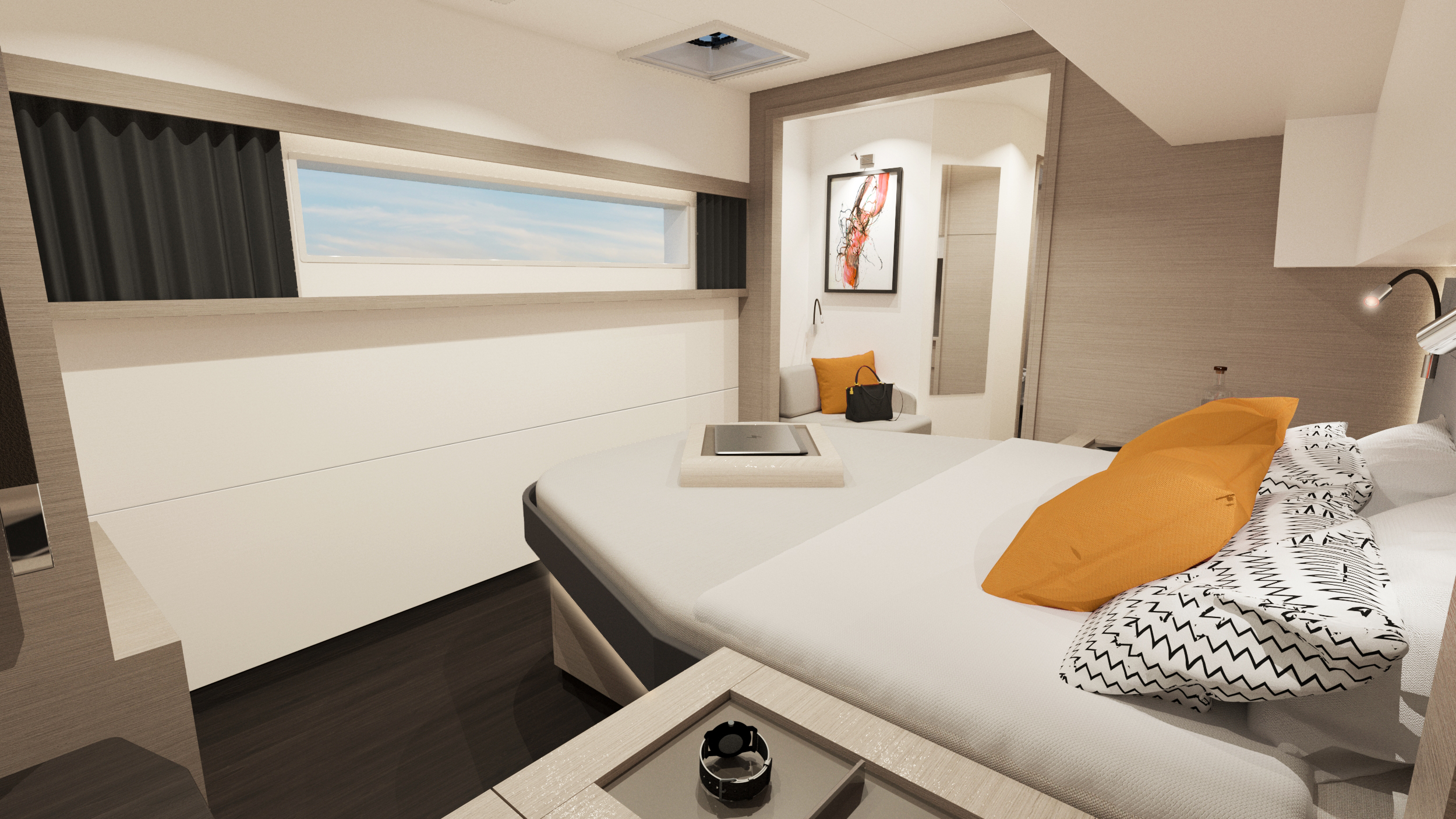 Fountaine-Pajot-New-51-Interiors-owners-