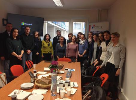 Setkání studijních koordinátorů v Praze