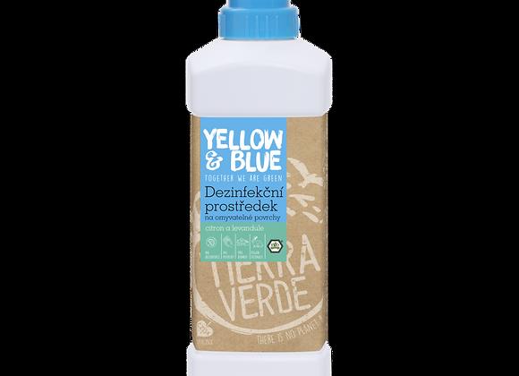 Desinfection Tierra Verde