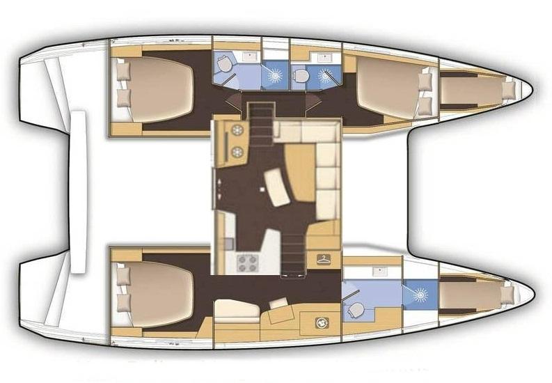 Lagoon_42_layout