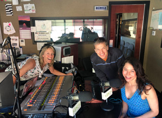 Radio Interview on KPCW