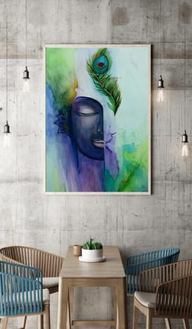 Krishna's Feather