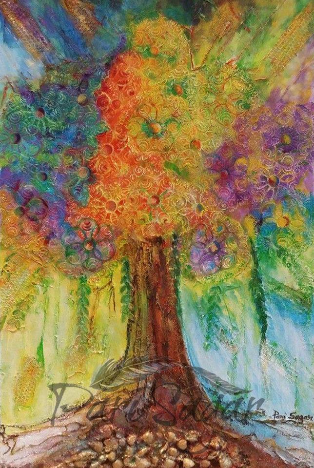 Meditative tree