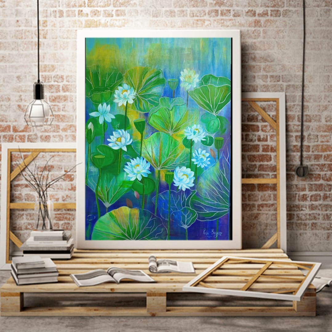 Water Lilies 004