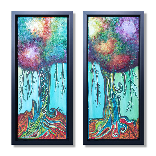 Twin Souls (Sold)