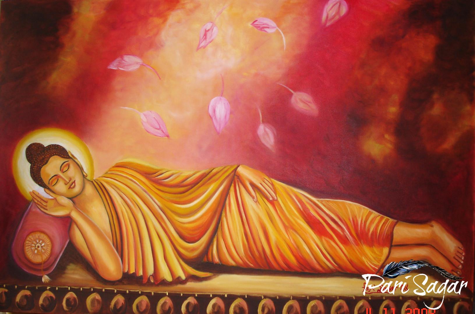 Sleeping_Buddha (SOLD)