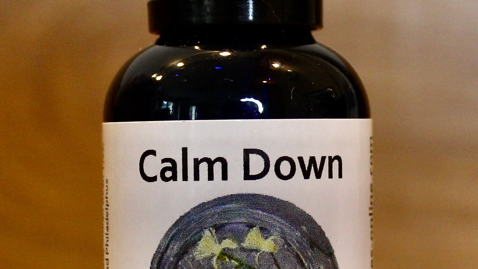 Calm Down - De Stress Therapy Blended Essence