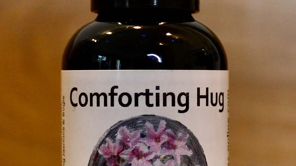 Comforting Hug Therapy Blend Flower Essence