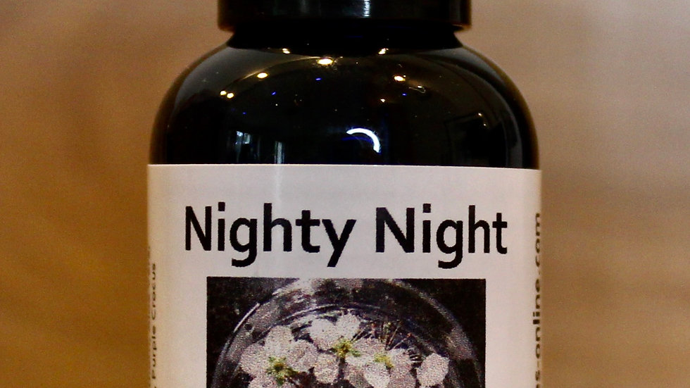 Nighty Night Therapy Blended Flower Essence