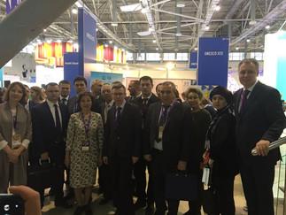 Московский международный салон образования (ММСО) 2018
