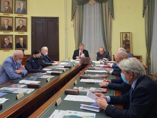 Заседание Попечительского совета ИСАА МГУ