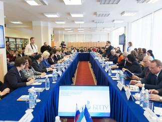 Заседание Координационного Комитета кафедр ЮНЕСКО РФ, 23-24 марта г. Уфа