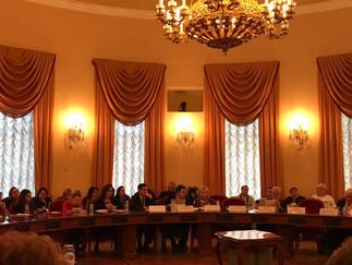 Участие кафедры ЮНЕСКО ИСАА  в Международном семинаре «Образование, гражданственность и межнациональ
