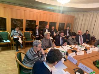 "Парламентские слушания ""О путях реализации стратегической задачи по увеличению количества иност"
