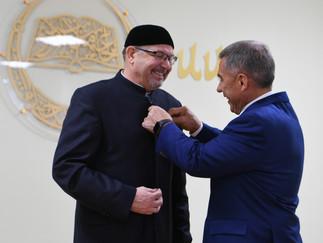 Российский исламский институт отпраздновал 20-летие