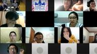 Онлайн-встреча со ст преподавателем кафедры русского языка А.И. Суминым и китайскими учащимися ИРЯиК