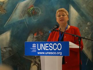 Сотрудники кафедры ЮНЕСКО ИСАА МГУ приняли участие в 39-й сессии Генеральной конференции ЮНЕСКО (25-