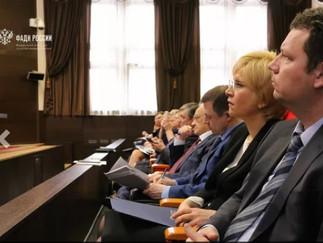 Заседание коллегии Федерального агентства по делам национальностей, 4 апреля