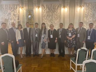 Сотрудники кафедры ЮНЕСКО приняли участие в VIII Санкт-Петербургском международном культурном форуме