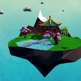 Tea House Island