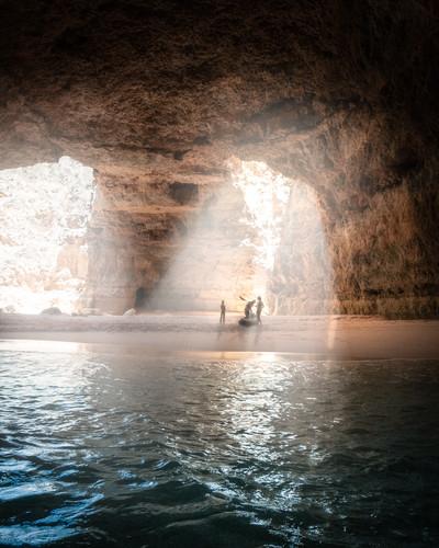 Algarve, Grotta