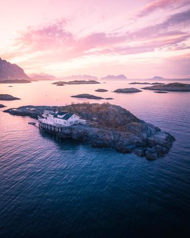Stuga, Norge