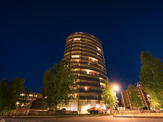 Flerbostadshus, Piteå