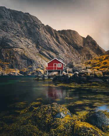 Norge, Fiskestuga