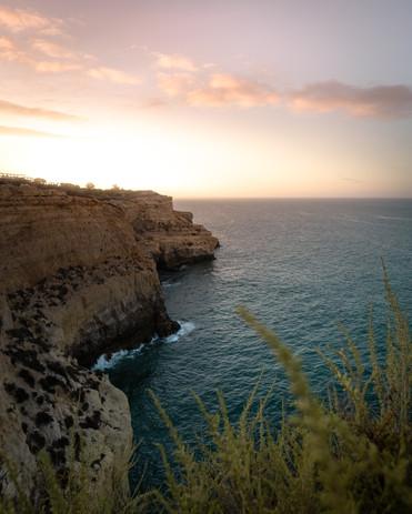 Algarve, Klippa