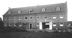 Cornelienstraße 50, 1921