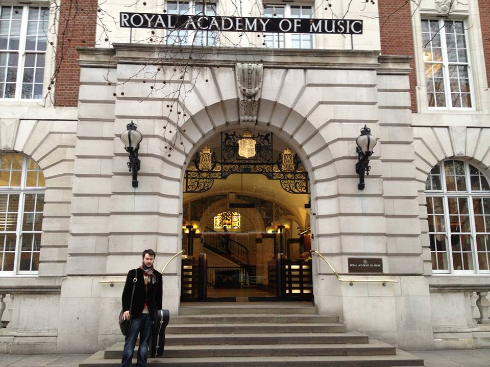 Royal Academy of Music.