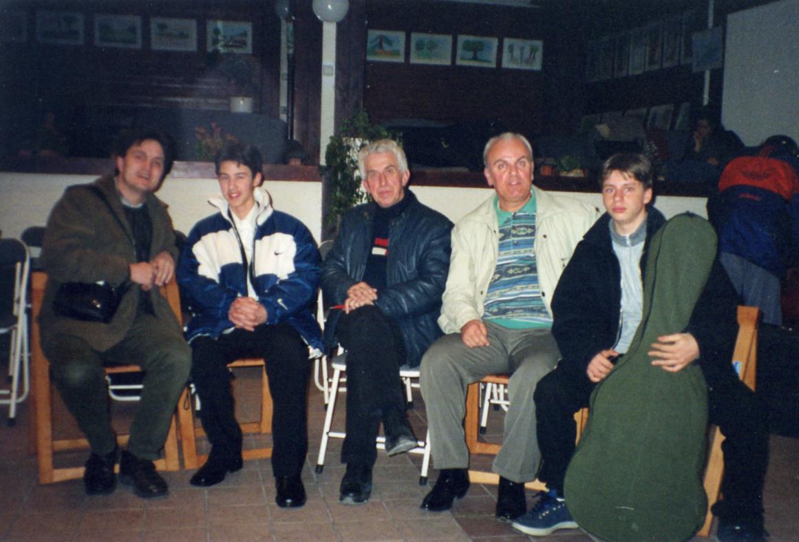 with G. Reichenbach & S.Hvartchilkov
