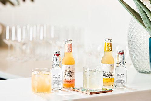 Seasonal Mirror Margaritas & Two Keys mixers set