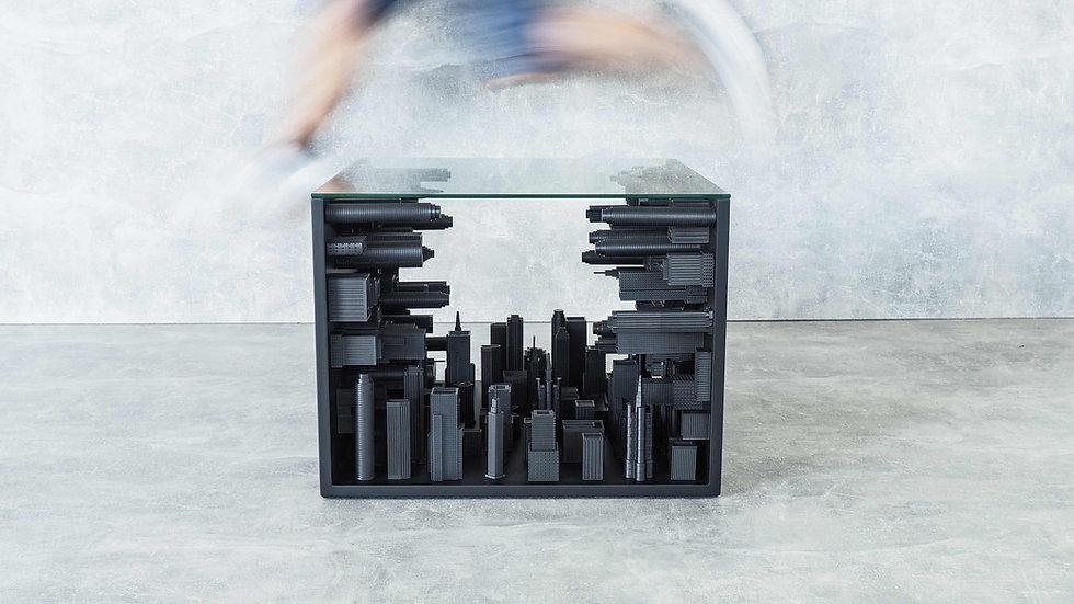 Metropolis Cube