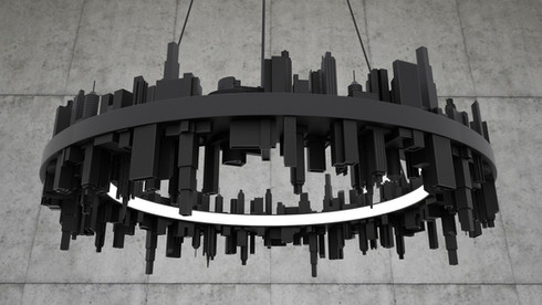 City Pendant Light