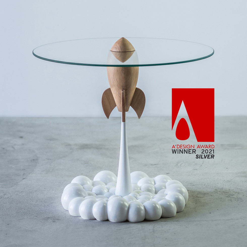 Single Rocket Table