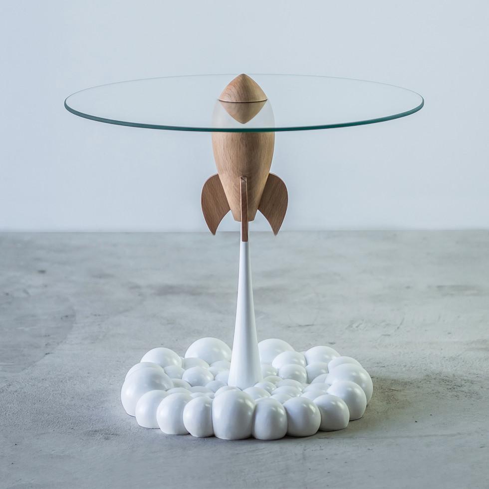 Single Line Rocket Table