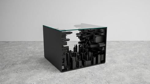 City Cube Table
