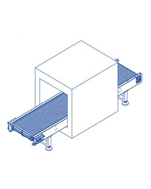 Intelligent Conveyor Sterilization Machine