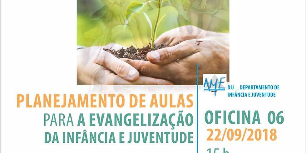 Planejamento de Aulas de Evangelização