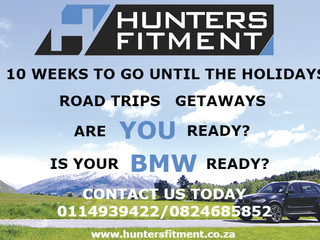 Get your BMW ready for the holidays!