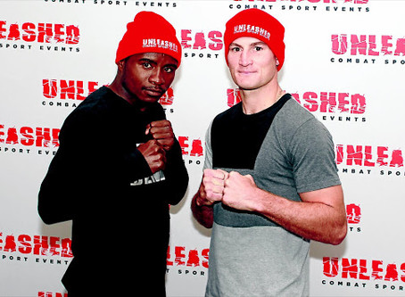 Go girl, Mitchell tells promoter Hunter