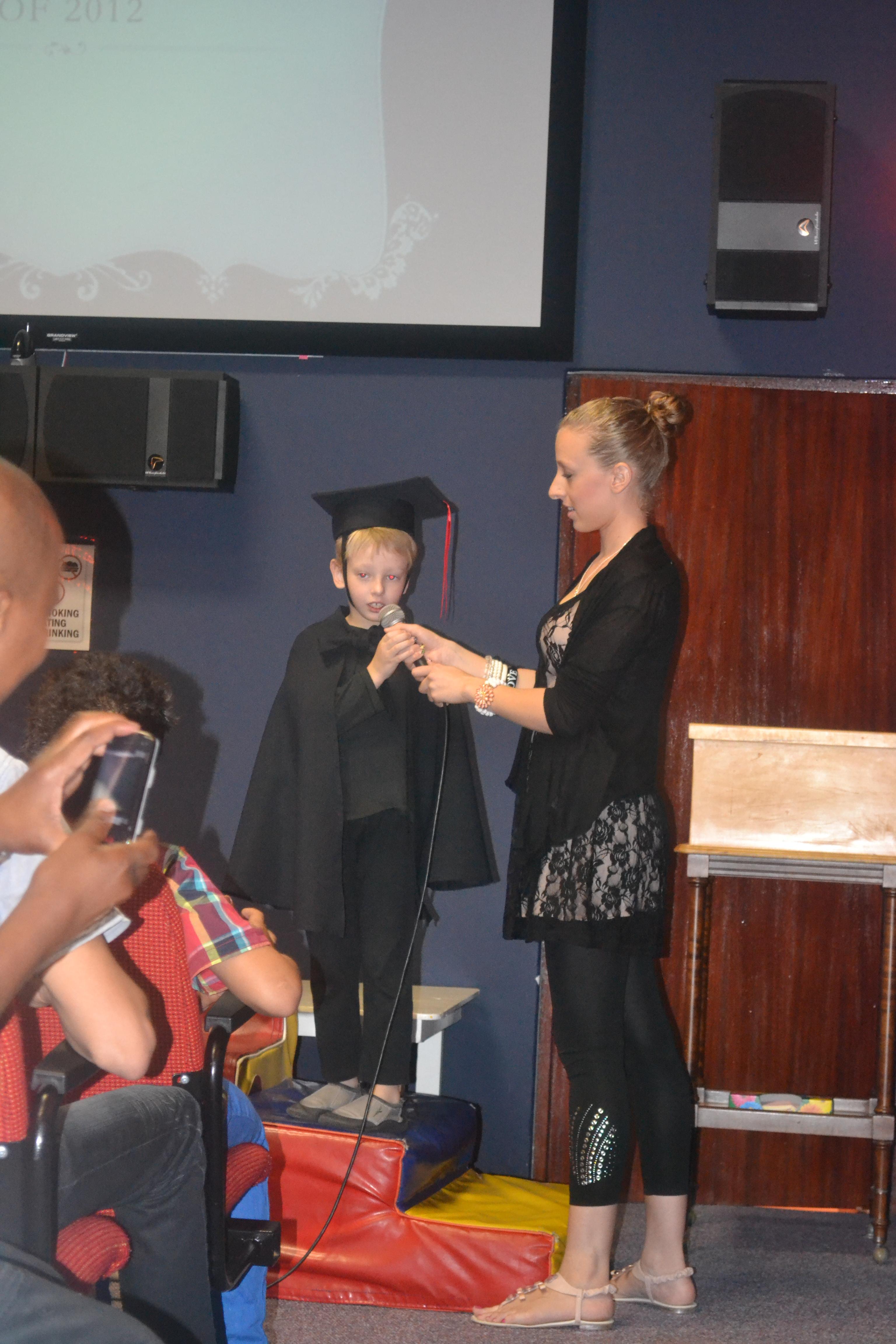 Sweep Kidz Graduation 24 Nov.2012 098