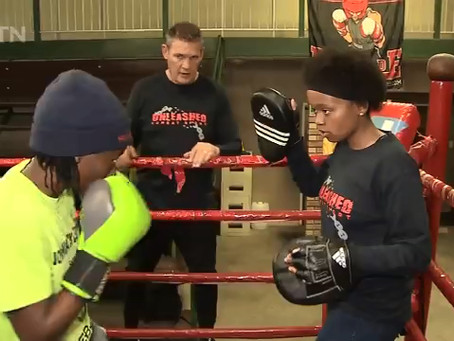 Professional Boxing: Johannesburg's Raynor awarded trainer's license