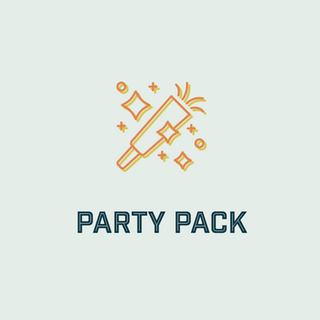 Party Pack | $120