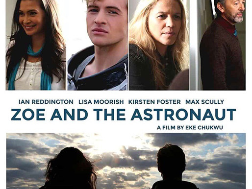 Zoe and the Astronaut (2018) Film Review