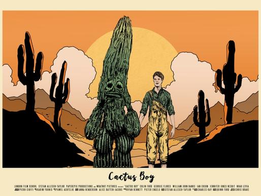 Cactus Boy (2019)- Short Film Review