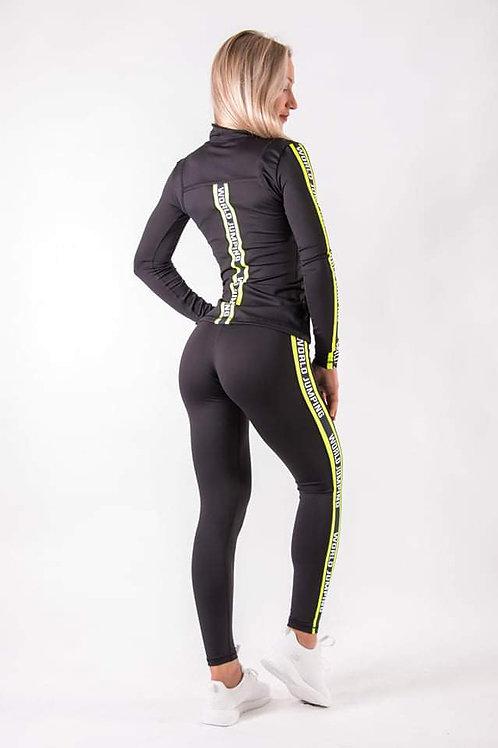 WJ Brand Stripe Leggings